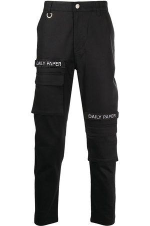 Daily paper Cargo-bukser med logomærke
