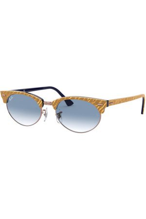 Ray-Ban RB3946 Clubmaster Oval Solbriller
