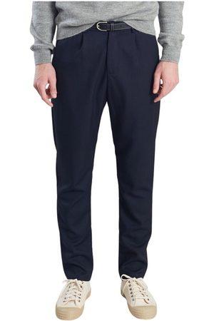 L'exception Paris Mænd Chinos - Darted Suit Trousers