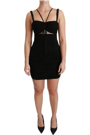 Dolce & Gabbana Stretch Sheath Bodycon Mini Dress