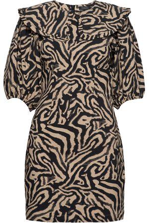 Soaked in Luxury Sldolore Dress Kort Kjole