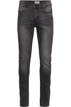 Only & Sons Mænd Slim - Onsloom Life Black Washed Dcc 0447 Noos Slim Jeans