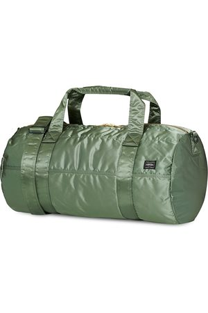 PORTER-YOSHIDA & CO Tanker Boston Holdall Sage Green