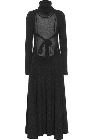 Alanui Kvinder Maxikjoler - Turtleneck maxi dress