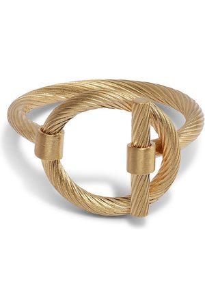 Jane Kønig Souvenir Ring, gold-plated sterling silver