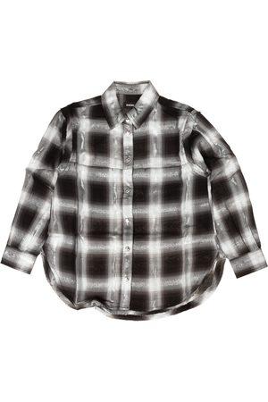 Diesel Drenge Langærmede skjorter - Skjorte