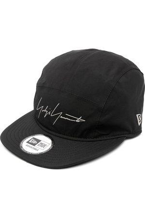 YOHJI YAMAMOTO Logo print baseball cap