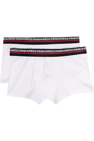 Dsquared2 Logo waistband boxer briefs (set of two)