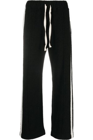 Casablanca Knitted drawstring track pants