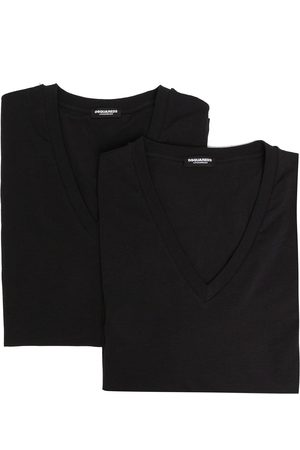 Dsquared2 Mænd Undertøjssæt - Sæt med T-shirt med V-hals