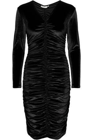 INWEAR Kvinder Midikjoler - Faryliw Slim Dress Knælang Kjole