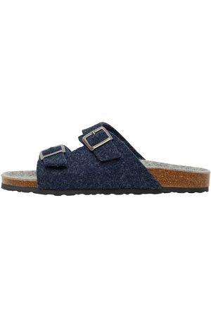 Bianco Biacas Sandaler Med Spænder Mænd Blå