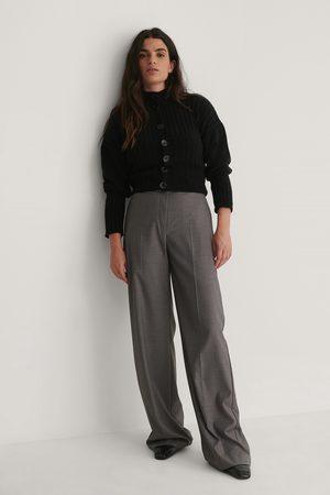 Trendyol Double Knit Cardigan Top