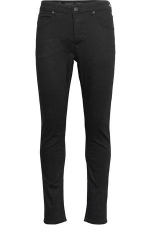 Gabba Rey K1535 Black Night Jeans Slim Jeans Sort