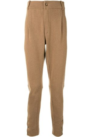 Dolce & Gabbana Pleat-detailing wool trousers