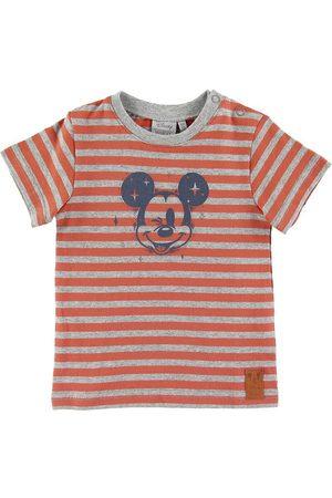 Disney T-shirt - Mickey Wink - Wood