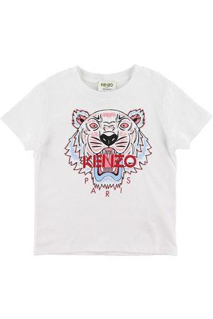 Kenzo T-shirt - Tiger JG 6 - m. Print