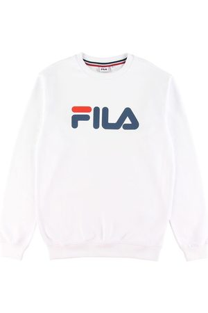 Fila Sweatshirt - Classic Pure - Bright White