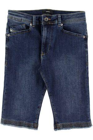 Diesel Shorts - Darron - Mørkeblå Denim