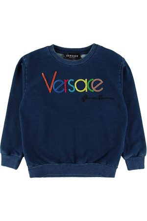 Young Versace Versace Sweatshirt - m. Logo