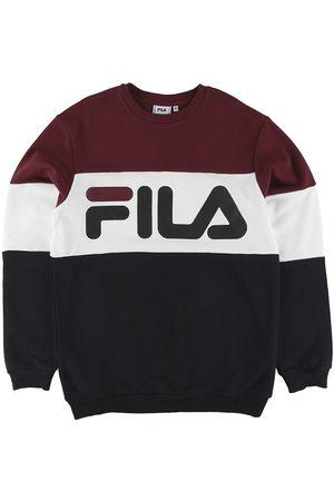 Fila Sweatshirt - Straight Blocked - Bordeaux/ /
