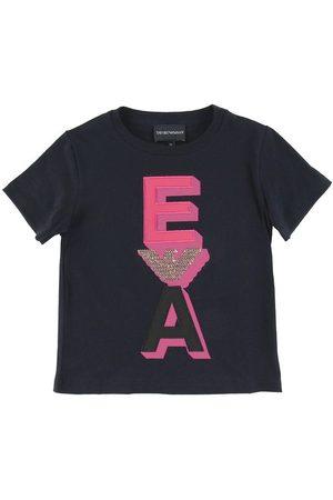 Emporio Armani T-shirt - Navy m. /