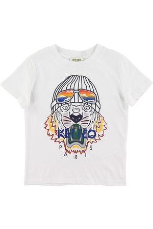 Kenzo Kortærmede - T-shirt - Tiger JB 4 - m. Print