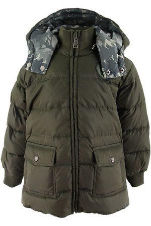 Dolce & Gabbana Vinterjakker - Dunjakke - Armygrøn m. Camouflage
