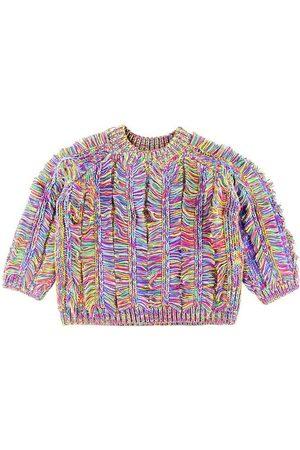 Stella McCartney Strik - Striktrøje - Space Dyed