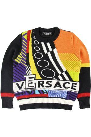 VERSACE Versace Bluse - Uld