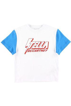 Stella McCartney Kortærmede - T-shirt - Stella Print
