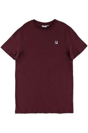 Fila Kortærmede - T-shirt - Seamus - Bordeaux