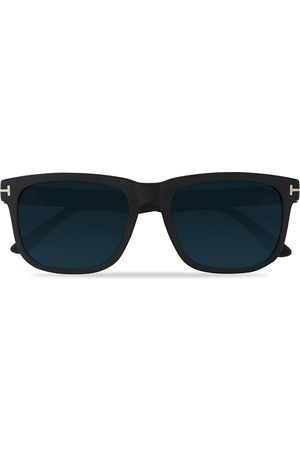 Tom Ford Mænd Solbriller - Stephenson FT0775 Sunglasses Black/Green