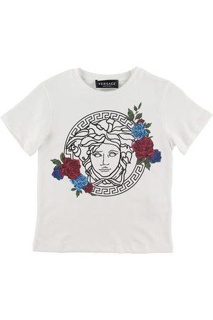 VERSACE Kortærmede - Versace T-shirt - m. Logo