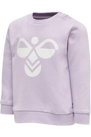 Hummel Sweatshirts - Sweatshirt - HMLLemon - m. Logo