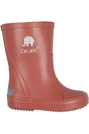 CeLaVi Gummistøvler - Gummistøvler - Redwood