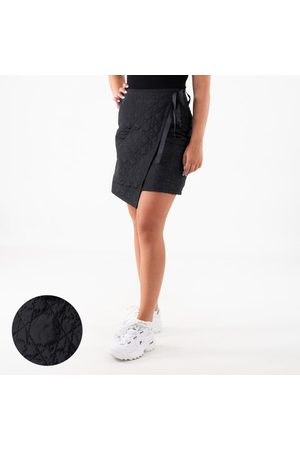 NA-KD Quilted skirt