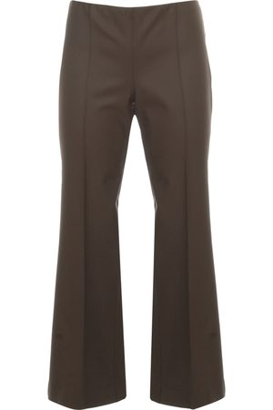 P.a.r.o.s.h. SHORT FLARED PANTS