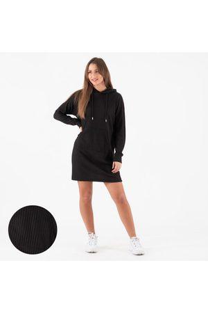 Pure friday Kvinder Sweatshirts - Purbilili hoodie dress