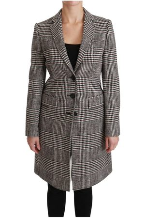 Dolce & Gabbana Trench Knee Long Jacket Coat