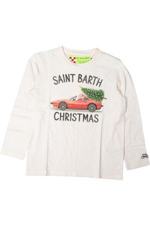 MC2 SAINT BARTH Drenge Langærmede - T-shirts og Polo