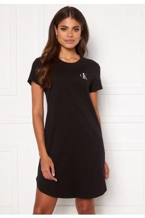 Calvin Klein S/S Nightshirt 020 Grey Heather S