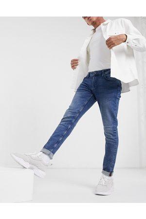 Only & Sons Skinny jeans med stretch i