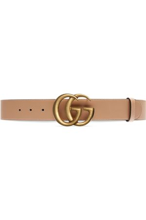 Gucci GG Marmont wide leather belt