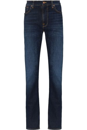 Nudie Jeans Lean Dean jeans med smal pasform
