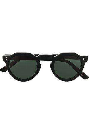 LESCA Solbriller med rundt stel