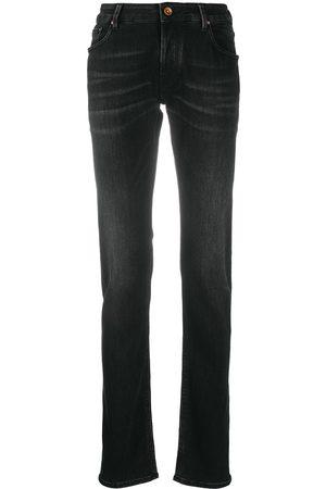 Hand Picked Orvieto jeans med lav talje og smal pasform