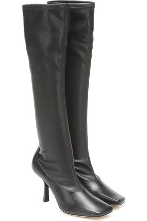 Jimmy Choo Kvinder Lange støvler - Myka 85 knee-high boots