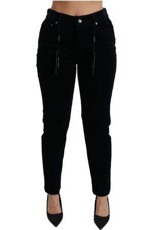 Dolce & Gabbana Mid Waist Skinny Pants Jeans