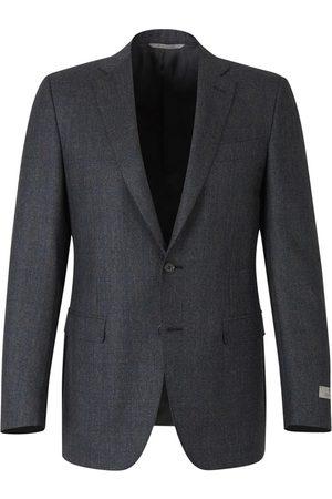 Canali Suit med mikro-prik og kontrol motiv